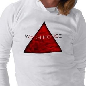 la maglietta witch house