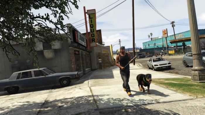Il cagnolone Scooby sarà legato stretto a una grata e lasciato soffocare per tutta la durata del gioco.