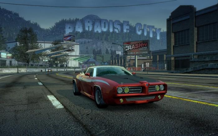 Burnout Paradise 2
