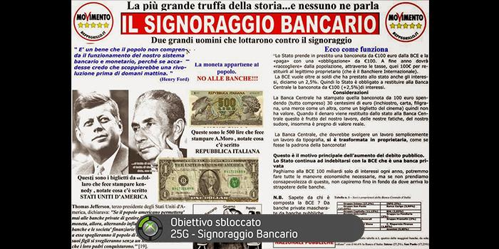 """""""Utilizza solo valute non previste dalle banche centrali."""""""