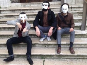 I The Pills a Venezia a farsi motion-capturare per il seguito di Assassin's creed...