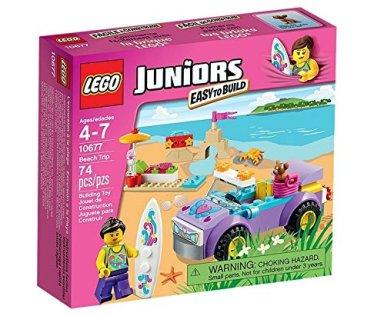 LEGO Juniors 10677 - Gita al Mare