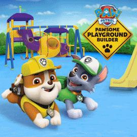 Paw Patrol Gioco Online Playground builder