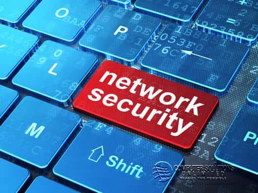 ハッキングやウイルス被害などのセキュリティ対策も万全
