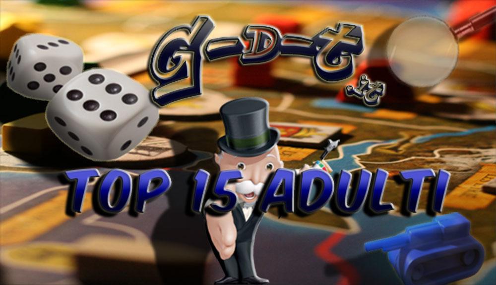 Giochi Da Tavolo E Di Società Per Adulti I 15 Top