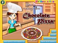 Cucina Con Sara Pizza Al Cioccolato Giochi Windowsit