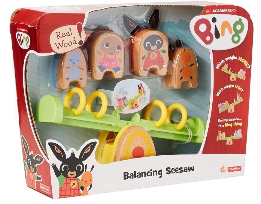 giocattoli di bing dondolo con personaggi prezzo italia