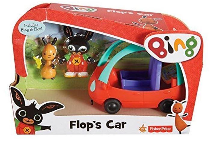 giocattoli di bing la macchina di flop prezzo italia