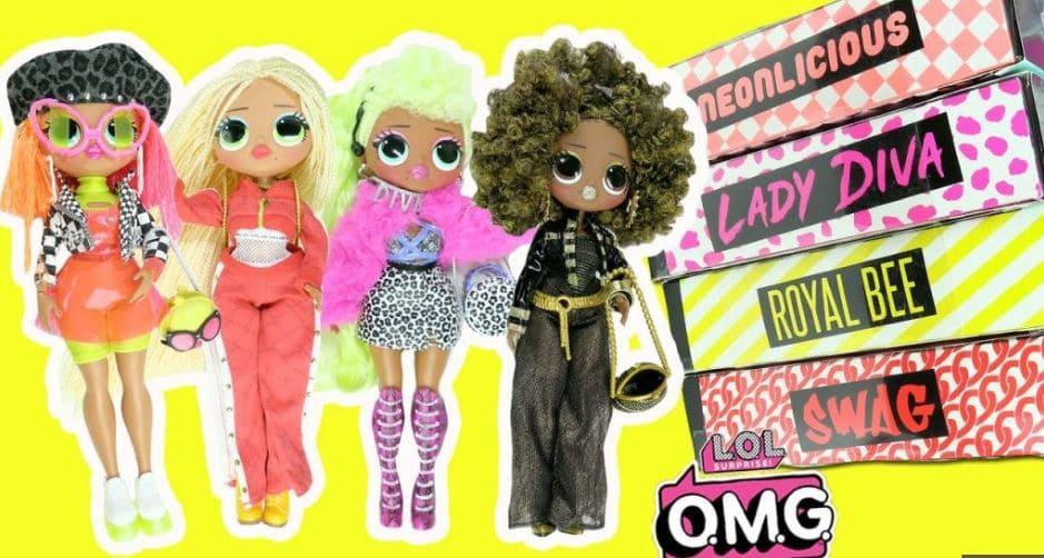 Lol Surprise Omg Bambole Quando Escono Dove Comprare Prezzo