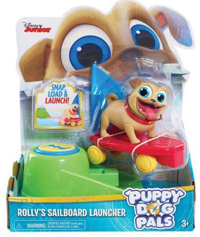 puppy dog pals rolly skater prezzo italia