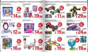 black friday iper la grande i giocattoli barbie