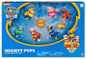 paw patrol mighty pups super cuccioli set personaggi prezzo italia
