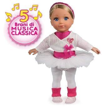 bambola ballerina giulia amore prezzo italia