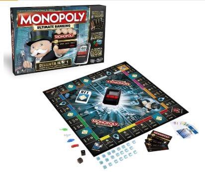 monopoly ultimate banking italiano prezzo