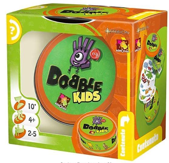 giochi da tavolo per bambini dobble kids prezzo