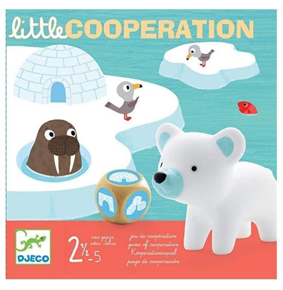 giochi da tavolo per bambini piccoli little cooperation prezzo