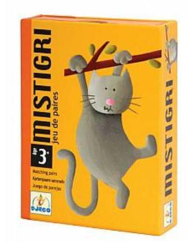giochi da tavolo per bambini piccoli mistigri carte djeco prezzo