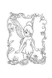 disegni da colorare per bambini di 5 anni Trillie
