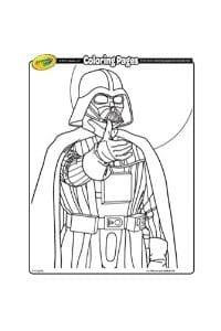disegni da colorare per bambini di 7 anni star wars