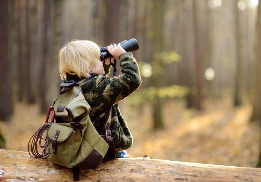 kit esploratore bambini prezzo