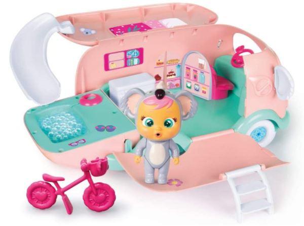 camper di koali cry babies prezzo