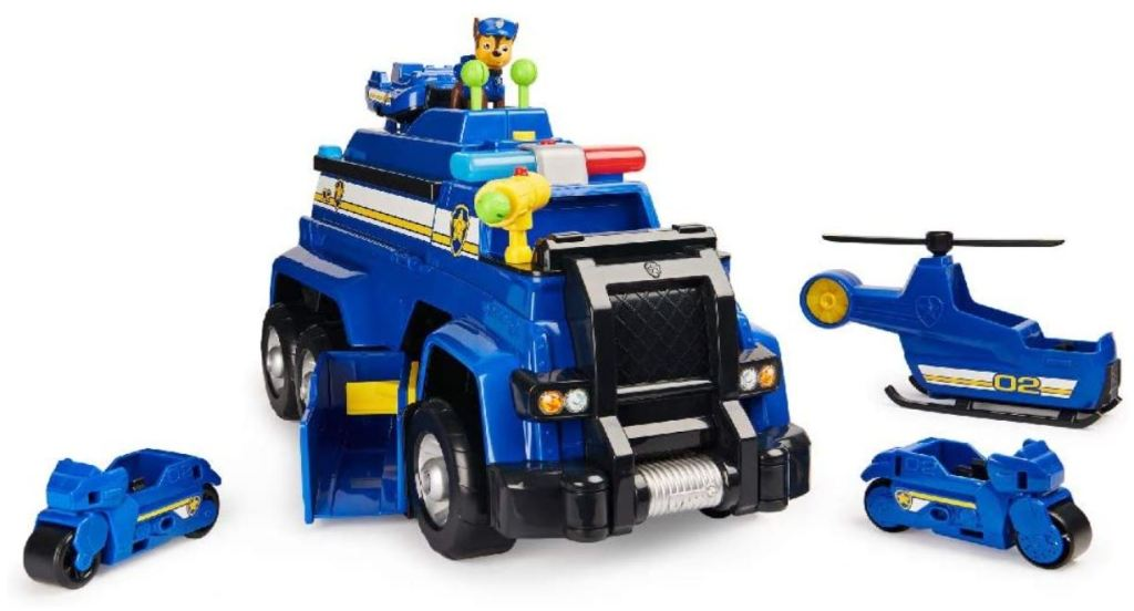 mega camion di chase paw patrol comprare