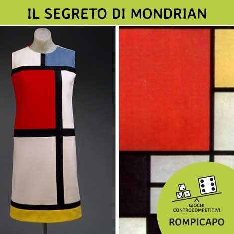 Il segreto di Mondrian