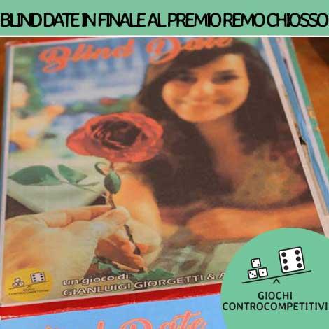 Blind Date in finale al premio Remo Chiosso