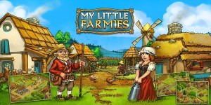 videogioco my little farmies