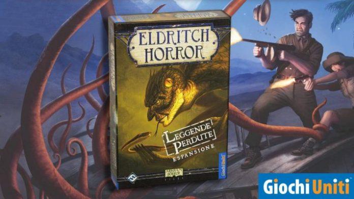 Eldritch Horror Ristampa Leggende Perdute