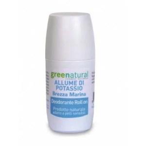 Deodorante roll-on - brezza marina - Greenatural