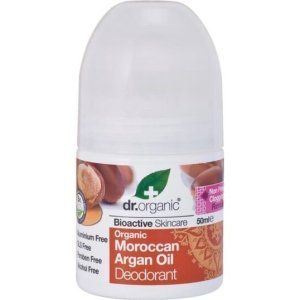 Dr Organic - Deodorante Organic Morrocan Argan Oil