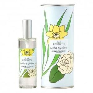 Eau de Toilette Narciso e Gardenia - Montalto Bio