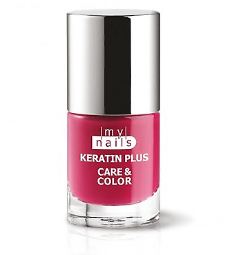 My Nails Keratin Plus Care & Color 05 FUCSIA