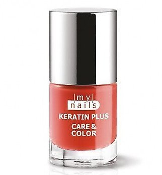 My Nails Keratin Plus Care & Color 08 CORALLO