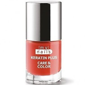 My Nails Keratin Plus Care & Color 08 CORALLO
