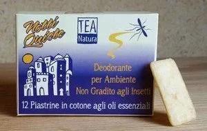 Piastrine deodoranti per ambiente Notti Quiete - Tea Natura
