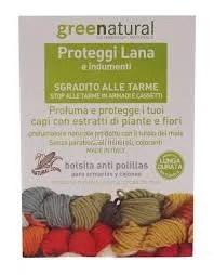 GREENATURAL - proteggi lana e indumenti - GREENPROJECT