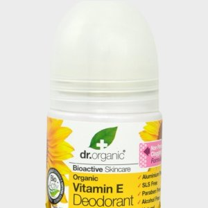 Dr. Organic - Deodorante Organic Vitamin E