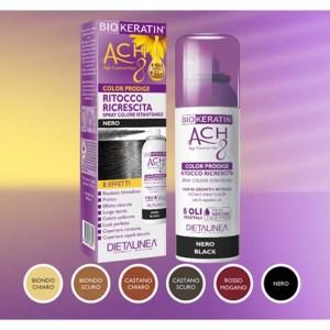 Ritocco Ricrescita Spray - Biokeratin ACH8
