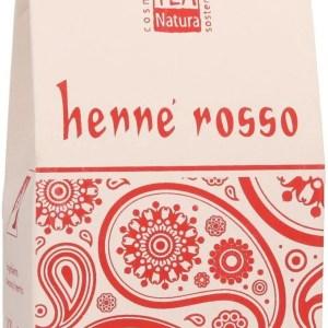 Hennè rosso tiziano - TEA Natura