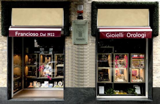 FRANCIOSO GIOIELLI - Corso Giulio Cesare 72 - Torino