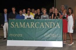 I premiati 22a Coppa Samarcanda Gioielli