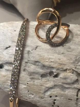 collezione Samarcanda Gioielli diamanti brown