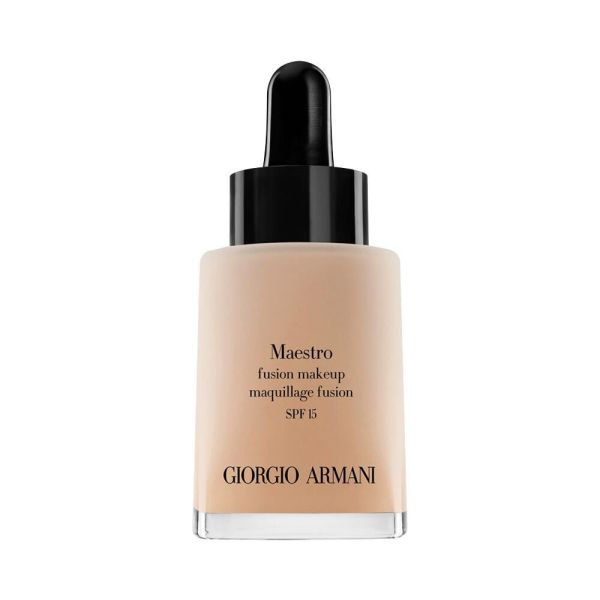 Luminous Silk Foundation   Giorgio Armani Beauty Compare Armani Foundations  MAESTRO