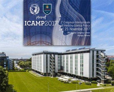 Estetica al Congresso Icamp 2017