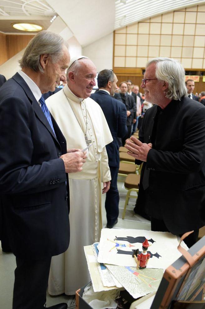 Antonio Nocera Papa Francesco Giorgio Bertozzi Neoartgallery - 4