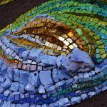 Caterina Vitellozzi l'arte del mosaico