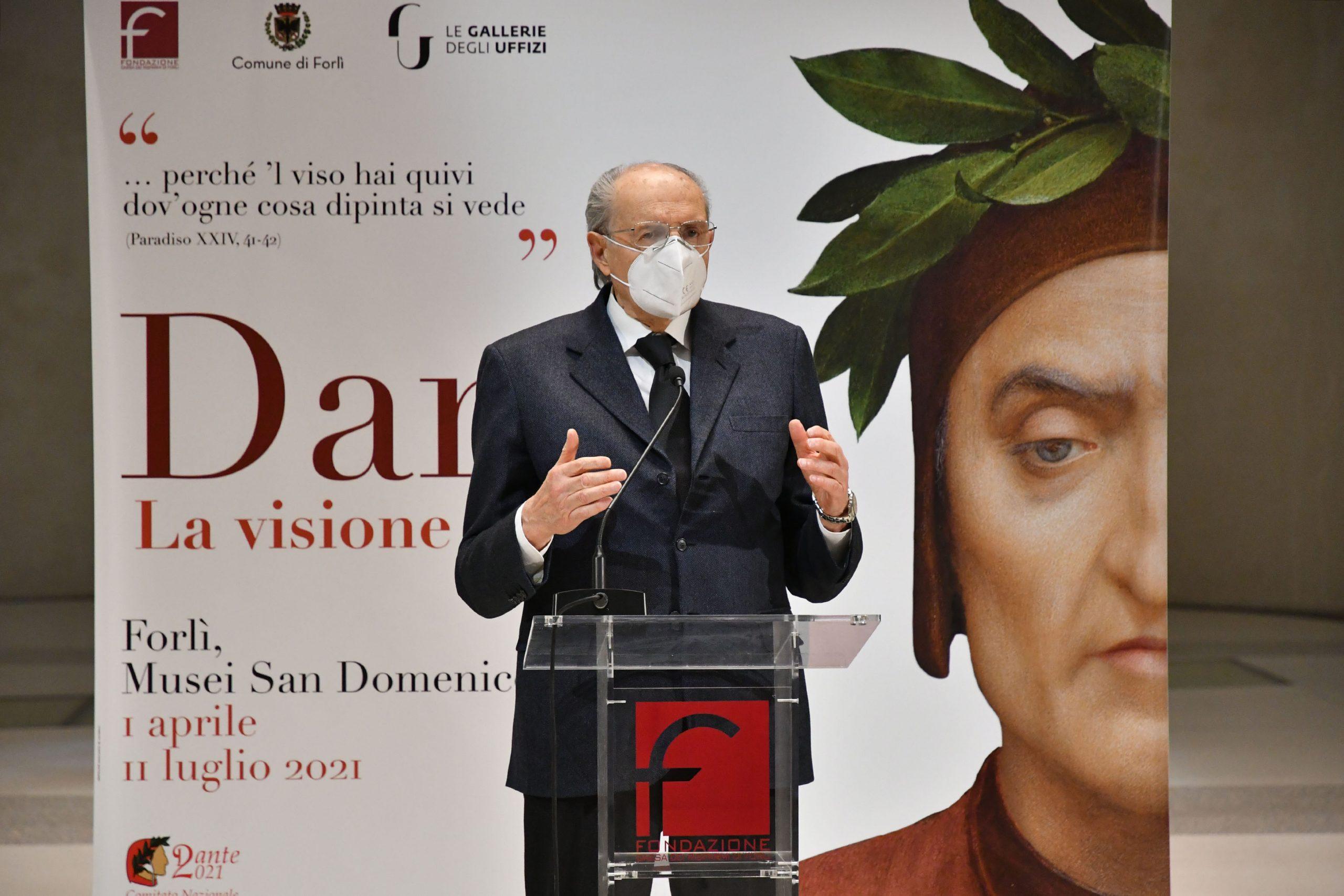 Giorgio Bertozzi DANTE Forlì