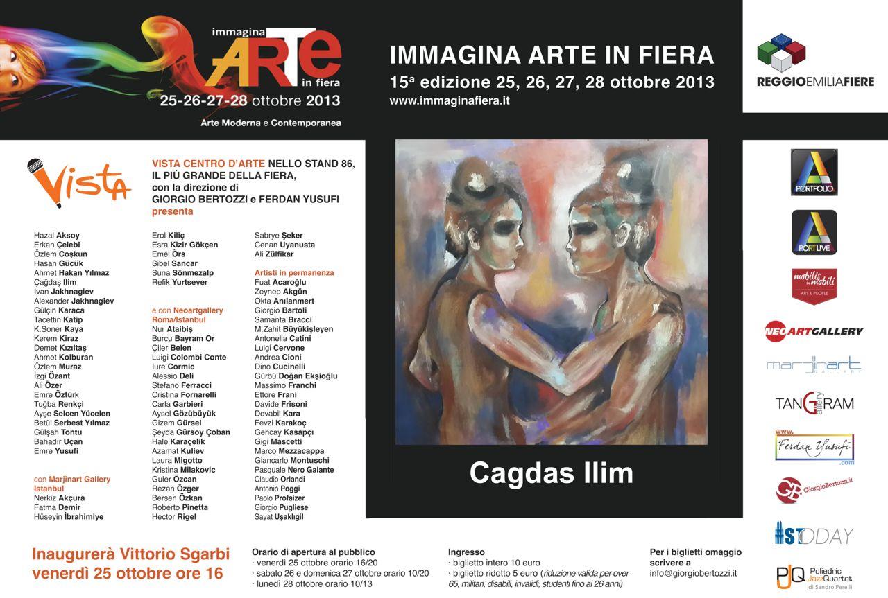 Giorgio Bertozzi Neoartgallery Immagina 2013 invito 04